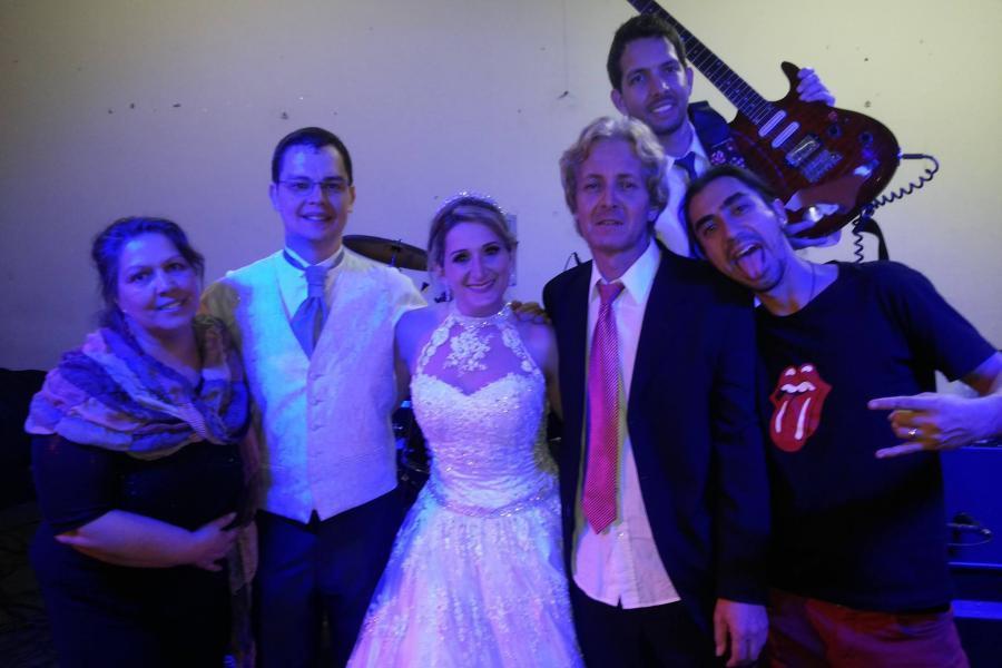 Banda do Casamento Carla e André - São Mateus