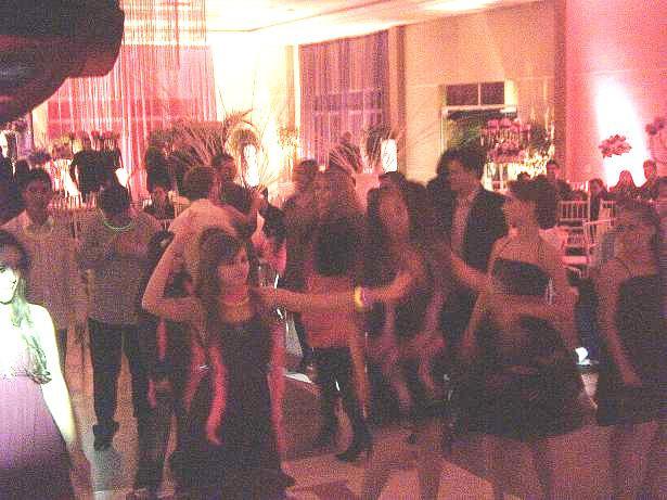 Festa de debutante com Banda