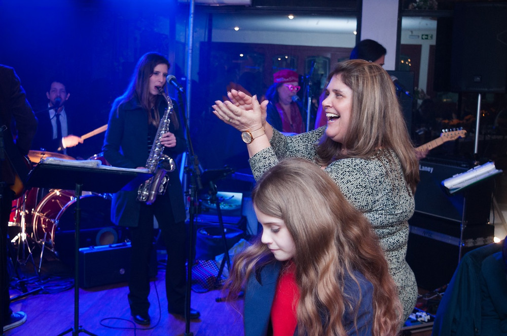 Aniversário da Inêz com a Banda Magia Curitiba Baile