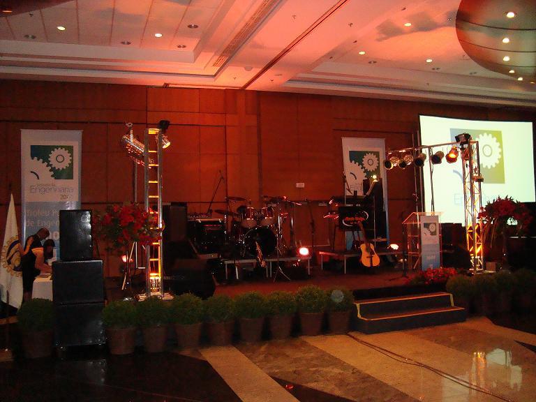 Evento com BandA mAGIA