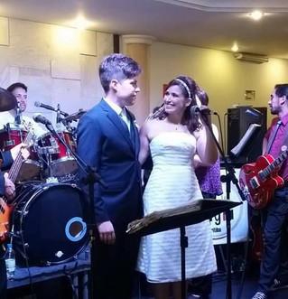 Casamento Chris e Giovanni - Restaurante Dom Antônio