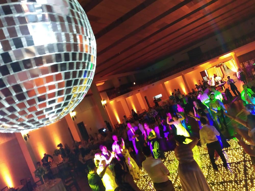 Baile festa de casamento em SC