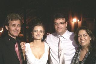 Casamento Pedro e Emily - Clube Santa Mônica CTB