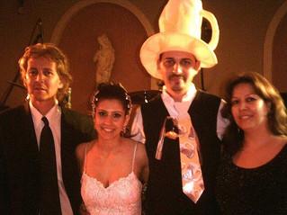 Casamento no Dom ANTONIO - Michele e Rodrigo 05 09 2009