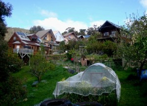 Tasman Ecovillage and Hobart Co-housing Models