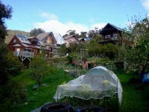 Tasman Ecovillage and Hobart Co-housing Models