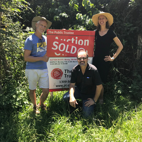 Eco Village Site Confirmed: Property Purchased!