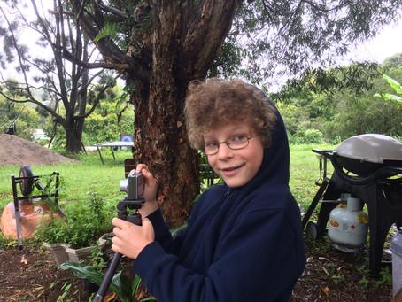 Eco Village Resident Profile: Mischa Hassmann