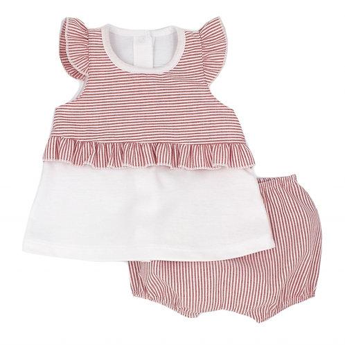 Conjunto Regata bebé Menina