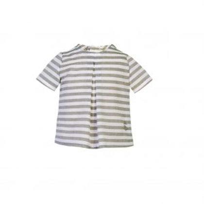 Camisa Flora bebé