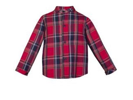 Camisa Red Velvet