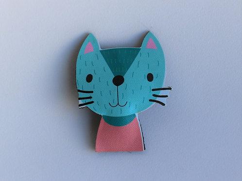 Gancho Gato Azul