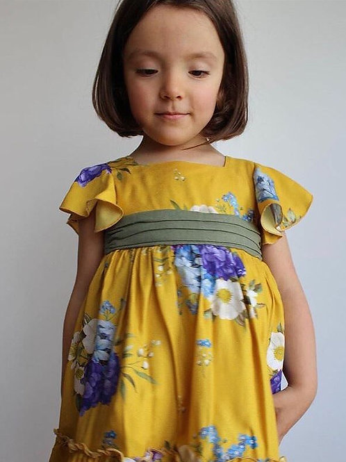 Vestido Hortenses