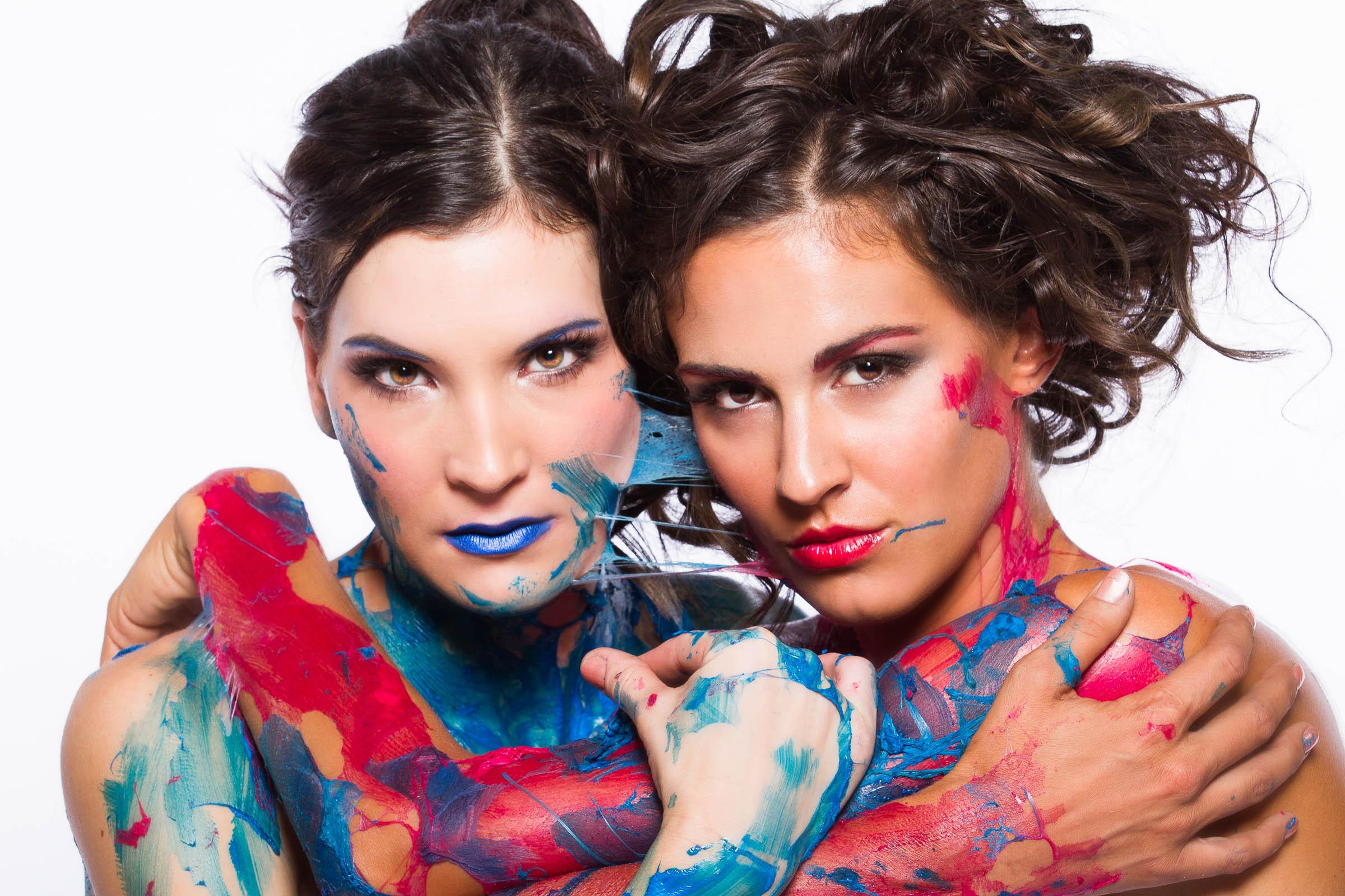 Melissa & Francesca