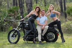 Sara, Hunter & Krystal