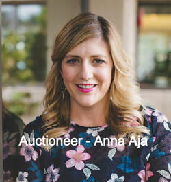 Auctioneer, Ana Aja