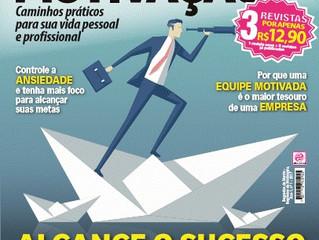 Entrevista para Revista Segredos da Mente