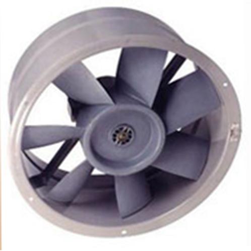 Ventiladores axiales industriales