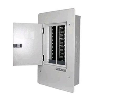 Tablero 36 circuitos trifásico c/p para breaker enchufable