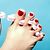 Deluxe Pedicure with normal color