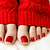 Super Deluxe Pedicure with normal color