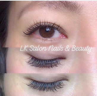 💁Classic full set Eyelash extension fro