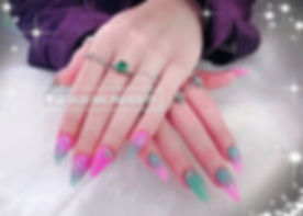 #Color_of_the_day at #LKSalonNailsandBea