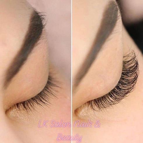 💁Classic full set Eyelash extension fro