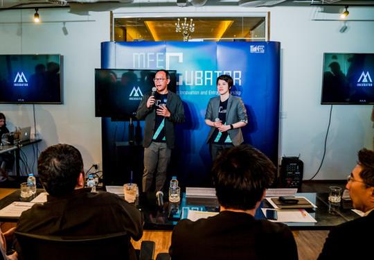 Startup Event - Incubator