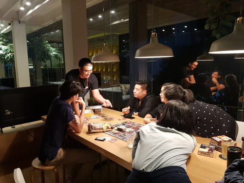 Team Activity - Board Game