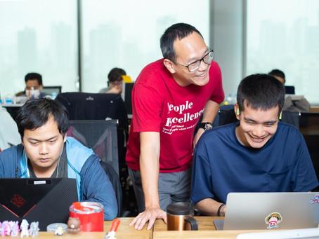 Marketeer online เล่าถึงการสร้างทีม Digital Transformation ของ MFEC