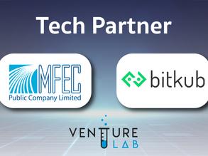 MFEC จับ มือ Bitkub ร่วมเป็น Technical Partner เพื่อสนับสนุนและพัฒนาธุรกิจ บนเครือข่ายบล็อกเชน