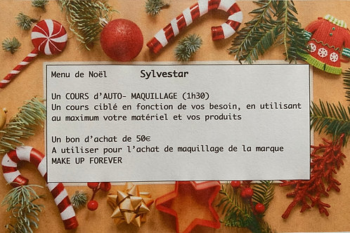 Carte Cadeau Sylvestar