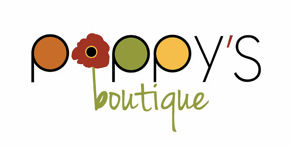 Book Ready with Poppy's Boutique