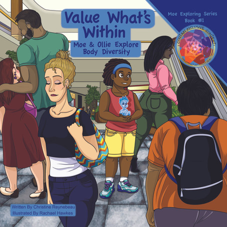 Body Diversity is a BIG Topic for LITTLE Readers