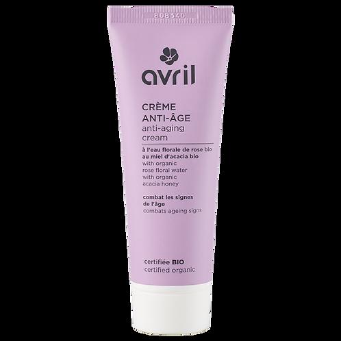 Crème Anti-âge, certifiée BIO, 50ml