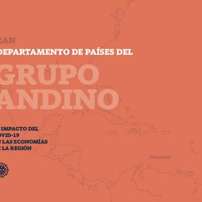Grupo Andino - El impacto del COVID-19 en las economías de la región