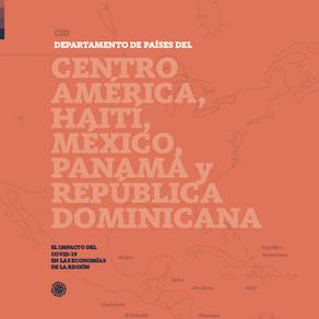 Centro América - El impacto del COVID-19 en las economías de la región