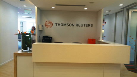 Thomson Reuters Head Office