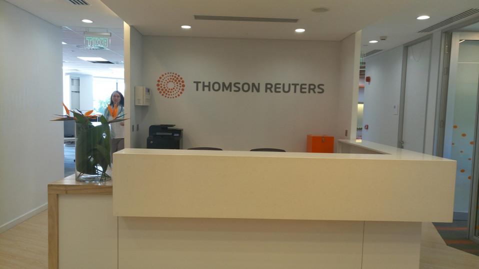 Thomson Reuters Head Office