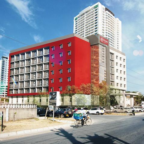 City Lodge Hotel Dar-Es-Salaam