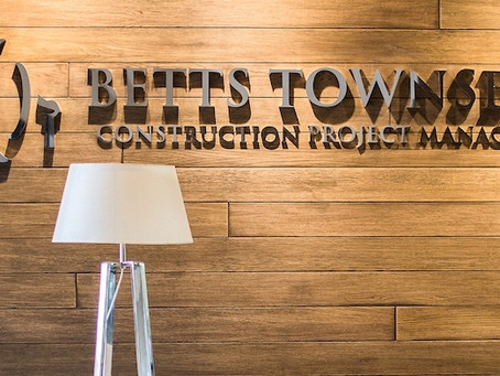 Exciting business trajectory for Betts & Townsend