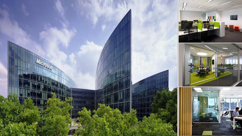 Microsoft Head Office