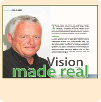 Vision made real - CEO Magazine