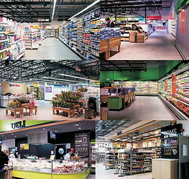 Pick n Pay Stores Refurbishment
