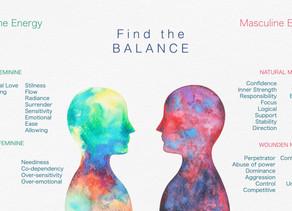 Balancing Masculine & Feminine