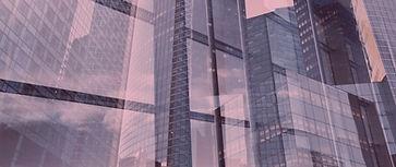 Buildings Through Windows