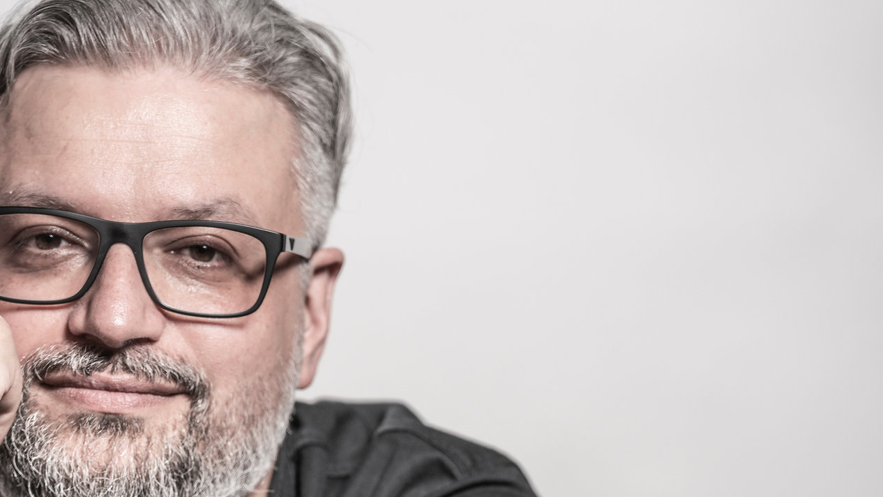 Piotr Klimek [photo by Radek Kurzaj 2020]