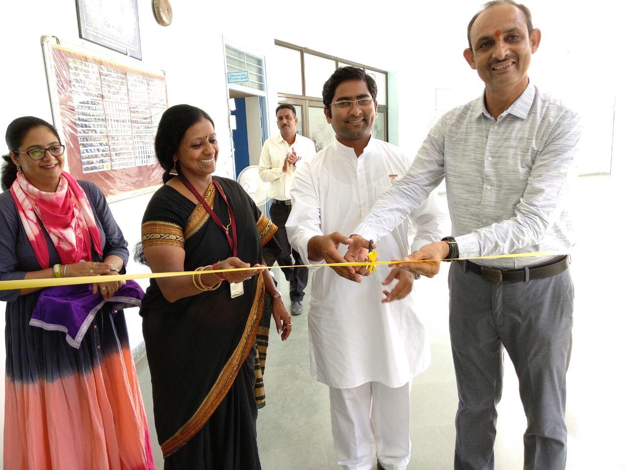 समर फेस्ट का किया आयोजन | shikharnews - Royal Rajasthan Public School 2018-05-05 17:07