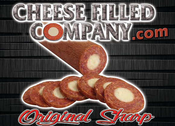 Original Sharp Cheddar Cheese Filled Pepperoni